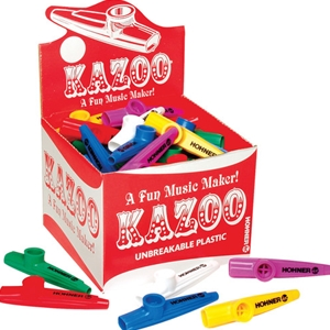 Hohner Kazoo- Assorted Colors