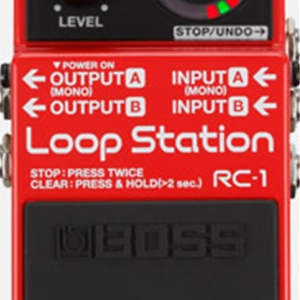 Boss RC1 Loop Station Pedal