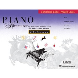 Piano Adventures Christmas- Primer Level