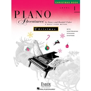Piano Adventures Christmas Level 1
