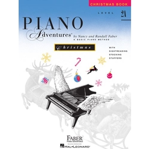 Piano Adventures Christmas Level 2A