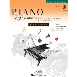 Piano Adventures Christmas- Level 2B