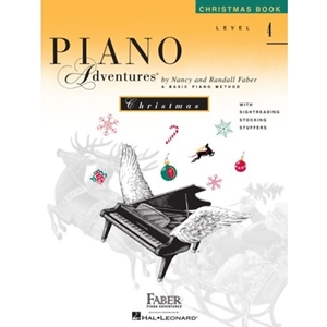 Piano Adventures Christmas Level 4