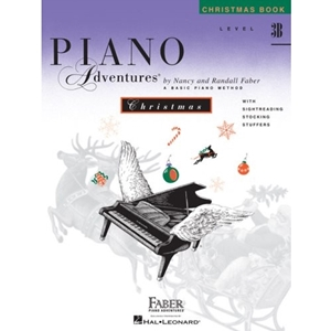 Piano Adventures Christmas- Level 3B