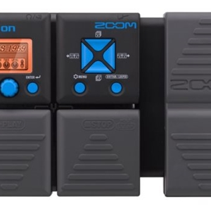 Zoom G1Xon Guitar Effects with Expression Pedal