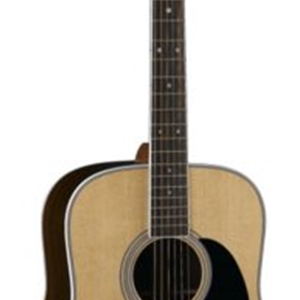 Martin D35 Dreadnought Guitar in Natural Finish