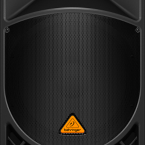 "Behringer Eurolive B115W Active 2-Way 15"" PA Speaker System with Bluetooth"