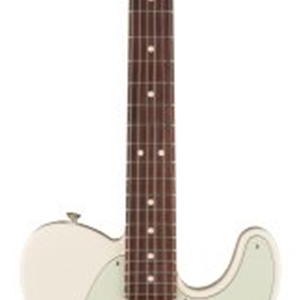 Fender® American Professional Telecaster® with Rosewood Neck in Olympic White Finish