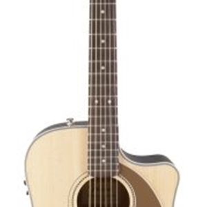 Fender® Sonoran™SCE Acoustic/Electric Guitar in Natural Finish