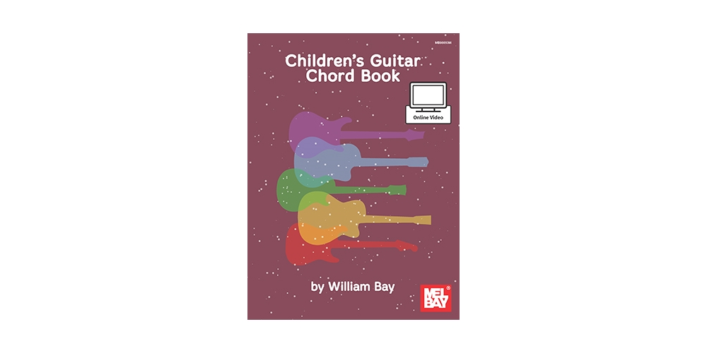 Lanham Music - Mel Bay\'s Childrens Guitar Chord Book