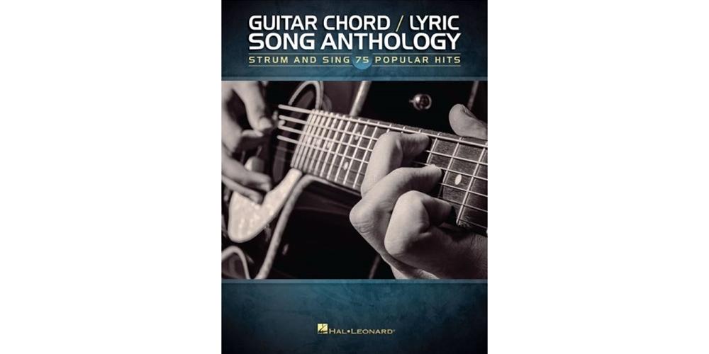 Lanham Music - Guitar Chord/Lyric Song Anthology- Guitar Chord Songbook