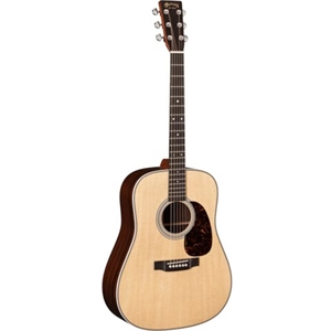 Martin HD28 Acoustic Guitar with Solid Top in Natural Finish